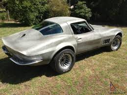 corvette project for sale modified 1965 corvette stingray coupe c2 unfinished project in