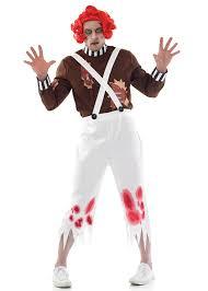 Oompa Loompa Halloween Costumes Zombie Oompa Loompa Style Halloween Costume 3948 Disc