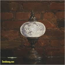 Vase Table Lamp Table Lamps Design Lovely Crackle Glass Vase Table Lamp Crackle