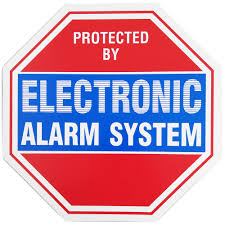 nissan logo vector electronic alarm system security warning sign the home security