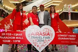 airasia travel fair airasia press releases impressive public turnout at airasia