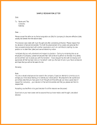 letter of resignation hostile work environment how to write a