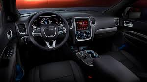 srt jeep 2016 interior 2015 dodge durango r t review notes interior luxury for three