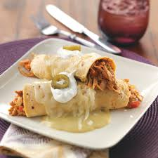 turkey enchiladas verdes recipe taste of home