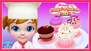 baby boss cake cooking game baby cook cupcakes real cake maker