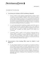 bureau d imposition luxembourg z a background