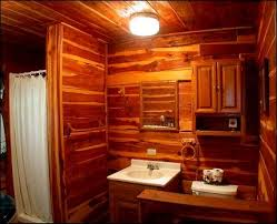 Log Cabin Bathroom Ideas Colors Amazing Ideas 6 Log Cabin Bathroom Designs Home Design Ideas