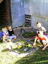 Kids Backyard Store Best 25 Outdoor Car Track For Kids Ideas On Pinterest Car
