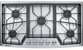 Cooktops Gas 30 Inch Ge Monogram Zgu384nsmss 30 Inch Gas Sealed Burner Style Cooktop