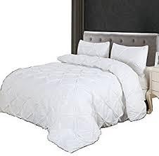 Organic Cotton Pintuck Duvet Cover Shams Home Decor Pintuck Duvet Cover Set Would Buy Again