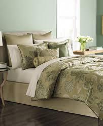 Queen Comforter Sets Amazon Com Martha Stewart Collection Verdant Grove 9 Pc Queen