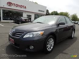 2011 toyota xle for sale 2011 toyota camry xle v6 in magnetic gray metallic 119867