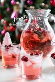 holiday cocktails background jingle juice holiday punch holiday punch juice and holidays