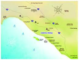 Mesa College Map Location Whittier Law A Southern California Aba