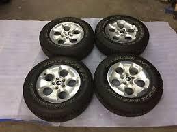 jeep wrangler sport rims 18 inch jeep wrangler wheels ebay