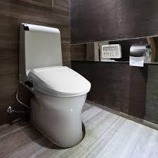 Toilet With Bidet Built In Supreme Bidet Toilet Seat Washletny Com