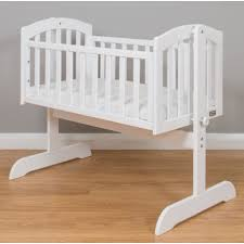 Swinging Crib Bedding The Swinging Crib Is Beautifully Crafted Snug Safe