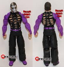 Jeff Hardy Halloween Costume Tna Deluxe Impact 7 Announced Wrestlingfigs Wwe