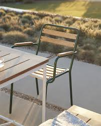 teak garden table u0026 bench tables serena and lily