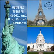 field trip ideas for middle and high school students field trips