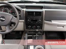 gunmetal grey jeep jeep liberty 2008 2012 dash kits diy dash trim kit