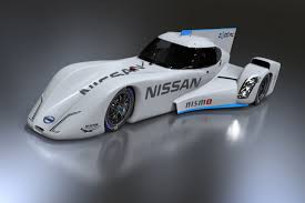 nissan race car revolutionary electric racecar is ready for next year u0027s le mans