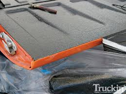 Chevy Silverado Truck Bed Liners - vortex spray on bed liner 1997 chevy silverado 3500 truckin