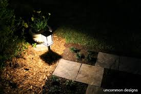Solar Landscape Lights Home Depot Creating A Paver Stone
