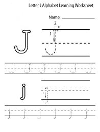 free printable letter j worksheets for kindergarten u0026 preschool