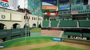 lexus financial houston houston astros to restart minute maid park renovations including