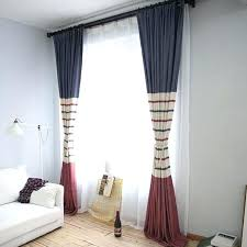 Red Blue Curtains Navy Blue Curtains Curtains Navy And Gray Curtains Inspiration