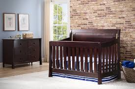 Convertible Sleigh Bed Crib Simmons Slumbertime Madisson Crib N More