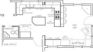 dream kitchen floor plans good of building your dream kitchen top kitchen design styles floor