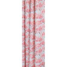 flamingo scene pink fabric u2013 tonic living