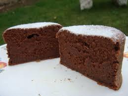 cuisine sans graisse fondant au chocolat sans matiere grasse ajoutee la cuisine à sassenay