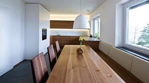 küche esszimmer küche und esszimmer in rüster contemporary kitchen munich