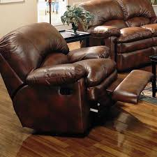 Brown Leather Recliner Chairs Nice Worn Leather Couches With Glisten Brown Leather Also Two