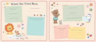 baby record book to baby with a baby record book co uk tiger