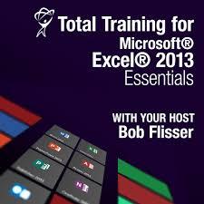 excel 2013 essentials total training