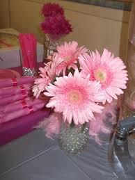 baby shower flower arrangements
