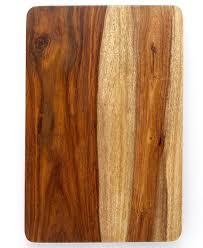wood board martha stewart collection sheesham wood cutting board created for