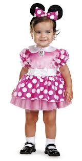 Halloween Costume Infant Infant Minnie Mouse Costume Kids Costumes