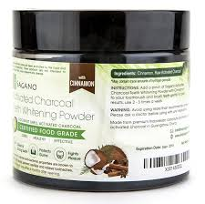 amazon com activated charcoal toothpaste by sagano natural