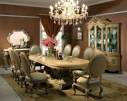 the chardonnay formal dining room collection in antique bisque 11372