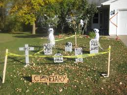 outdoor diy wrong way dummy tags decorations ghosts halloween