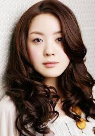 waivy korean hair style korean medium wavy hairstyles svapop wedding korean hairstyles