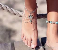 ankle bracelet jewelry images Bohemia anklet ankle bracelet foot chain beach fashion jewelry JPG