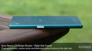 My Green Home Design Reviews Sony Xperia Z5 Design Review Build Feel And Look Reasontouse