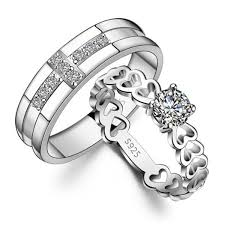 promise ring sets for him and jewels ring ring women fashion jewelry jewelry couples rings
