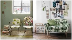 Floral Interiors Floral Patterns Make A Comeback In Design All About Interiors